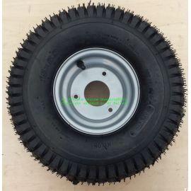 Däck  15X6-6 Nylon Slanglös-kedjegrävare