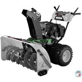 Lumag snöslunga SFR 110PRO 9kW 15 HP tvillinghjul med diffspärr