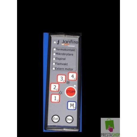 Elektronikbox  Janfire Flex Nya Modellen