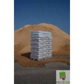 Pellets 8 mm. 52 säckar /pall a' 16 kg
