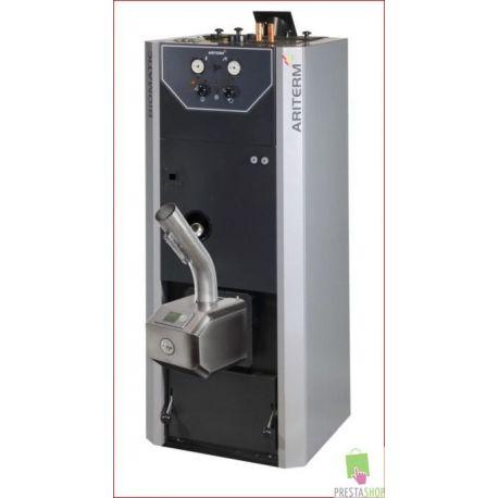 Pelletspanna Biomatic Basic + pelletsbrännare PX22