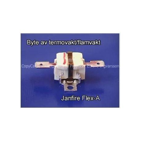 Film  byta termokontakt på janfire Flex-a