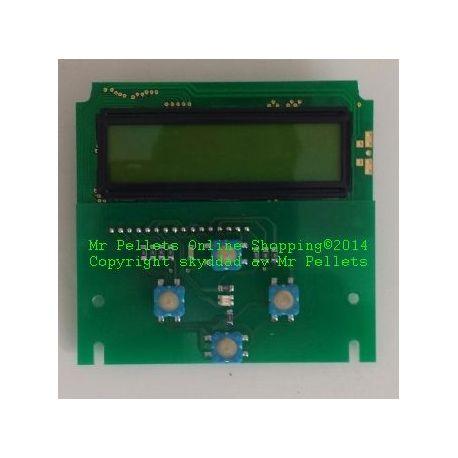 Displaykort Biomatic+ BQ-brännare